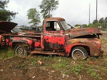 1954 Ford F100 for sale 100823788